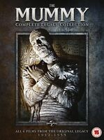 La Momie Complet Legacy Collection (6 Fims ) DVD Neuf DVD (8311839)