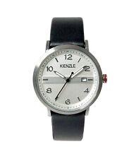KIENZLE Damen Armbanduhr, Datum, Lederband, flach, Modell K15-00963 € 89,00