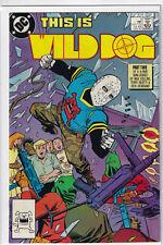 Wild Dog (DC, 1987 Series) #2