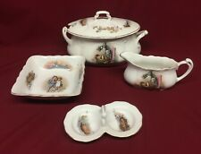 Vintage Porcelain Children's Assorted Service Pieces- Germany