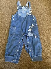 12-18 month dungarees