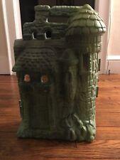 NICE Castle Grayskull Part Back Shell Side HeMan Mattel MOTU Vintage Playset 81