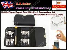 Black Mobile Phone Tool Kits for iPhone 4