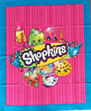 Brand New Shopkins Cot Quilt Panel