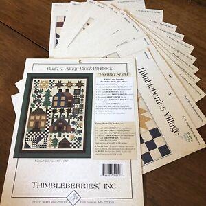 thimbleberries quilt patterns