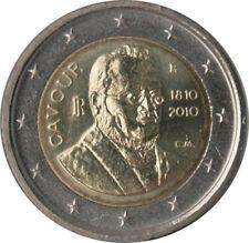 ITALIA 2010 - 2 EURO COMMEMORATIVE-CAMILLO BENSO von carvour (UNC)