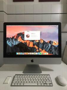 Vendo Computer iMac 21.5 Pollici 2010 - Perfettamente Funzionante