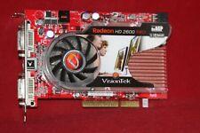 VisionTek ATI Radeon HD 2600 PRO, 512MB. AGP Graphics Card. (VT-400228)