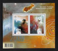 Canada -Souvenir sheet Overprinted -International Year of Astronomy #2323c -MNH
