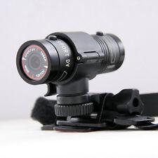 Full HD 1080p Sport Caméra w / guidon casque voiture montures 1 an de garantie 9cm l