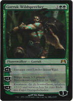 TCG 53 MtG Magic the Gathering Garruk Wildsprecher Xbox Promo Foil Deutsch