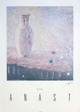 Daniel Anast print - 53cmx66cms, Polaroid,  80's posters