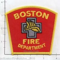 Massachusetts - Boston MA Fire Dept Fire Patch