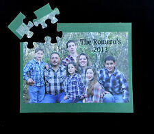 """*Personalized* PHOTO PUZZLE - Custom Puzzle 7 1/2"""" x 9 1/2"""" GREAT GIFT!!!!!"""