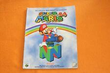 Super Mario 64 Nintendo 64 Das offizielle Lösungsbuch Spieleberater