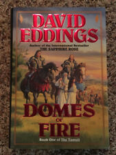 Domes Of Fire by David Eddings (Tamuli, Book 1 - 1992, Hardcover)