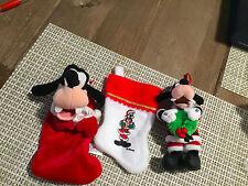 Disney's Goofy Christmas Holiday Ornament Set of 3