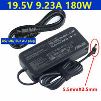 NEW Asus Laptop Charger AC Adapter Power Supply 19.5V 9.23A 180W ADP-180MB F