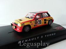 SCX Scalextric Slot Spirit 0500604 Renault 5 B.Saby Rally MonteCarlo 1981