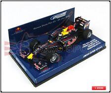 New Minichamps PMA 1/43 Red Bull Racing F1 Team S. Vettel Show car 2010 Japan