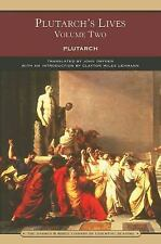Plutarch's Lives Volume Two (Barnes & Noble Library of Essential Reading) (B&N