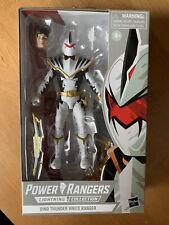 Hasbro Power Rangers Lightning Collection Dino Thunder White Ranger Walgreens