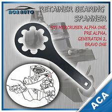 FITS MERCRUISER RETAINER BEARING SPANNER WRENCH/TOOL Alpha Bravo Blackhawk R, MR