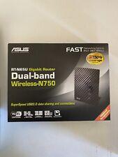 ASUS RT-N65U 750 Mbps 4-Port Gigabit Wireless N Router