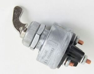 Lever Ignition Switch Gas Engine Crawler Dozer Skid Steer Palfinger Dynapac 608
