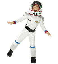ASTRONAUT White Space Suit Boy Toddler 12-24 MONTHS Muscle Costume Halloween