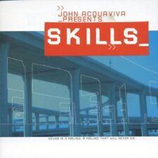 John Acquaviva-Skills  (UK IMPORT)  CD NEW