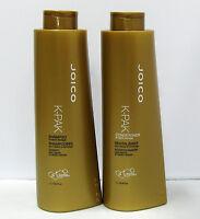 Joico K Pak Shampoo and Conditioner Liter Set 33.8 oz Repair Damage