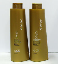 Joico K Pak Shampoo and Conditioner Liter Set 33.8 oz Repair Damage