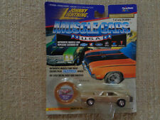 Johnny Lightning Muscle Cars USA 1968 DODGE CHARGER 1:64