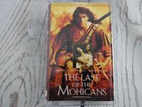 Cassette Tape THE LAST OF THE MOHICANS Movie Original Motion Picture Soundtrack