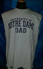NOTRE DAME University Fighting Irish Dad Muscle XL TSHIRT  by Jansport