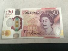 More details for £50 notes/ new issues. aa01 numbers.