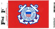 U.S. Coast Guard Seal - Vinyl Decal Sticker 3.5''x 5''