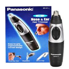 Panasonic ER-417K Nose & Ear Wet / Dry Hair Waterproof Cordless Trimmer Clipper