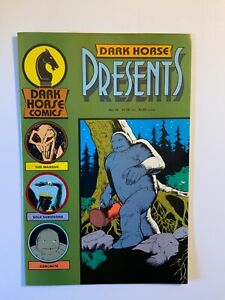 DHP DARK HORSE PRESENTS #10 1st Mask Masque - I COMBINE SHIPPING