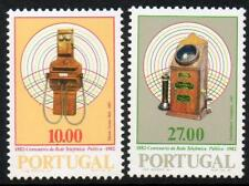 PORTUGAL MNH 1982 SG1877-78 100th Anniversary of the Telephone in Portugal