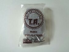 *NOS Vintage 1960s/70s TA Specialites Cyclo-Cross pedal cleats kit (Ref: 41)*