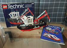 Lego Technic Bergungsschiff 8839 - komplett mit Anleitung und OVP