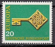 TIMBRE ALLEMAGNE  NEUF N° 423 ** EUROPA CLE
