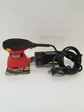 CRAFTSMAN 1/4 SHEET SANDER MODEL G0514