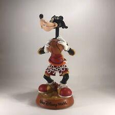"Vintage Walt Disney World GOOFY Basketball Bobble Head 9"" Tall Figurine"