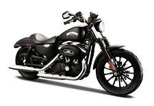 Harley-Davidson 2014 Sportster Iron 883 Black scale 1:12 From Maisto