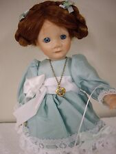 """The Little Jewel Collection-""""March""""World Gallery Dolls By Holly Hunt"""