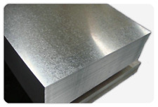 Cheap 0.9mm Galvanised  mild steel sheet /plate - guillotine cut - all sizes