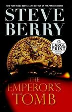 The Emperor's Tomb (Random House Large Print), Berry, Steve, Good Books